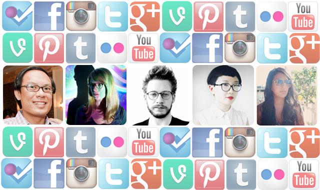 Tips de los profesionales en redes sociales del mundo del arte