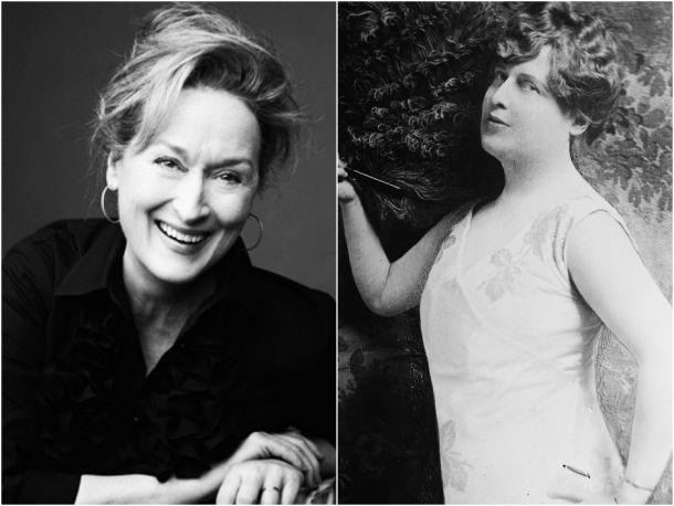 Meryl Streep interpretará a la peor cantante de ópera de todos los tiempos